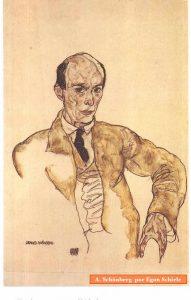 500px-Schiele_-_Bildnis_des_Komponisten_Arnold_Schönberg_._1917